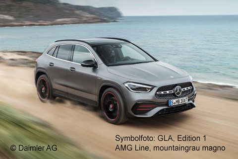 Mercedes Benz GLA 200d 4Matic